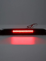 cheap -Smoked Lens LED 3RD Rear Brake Lights For Nissan Titan 04-15/05-16 Frontier