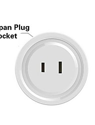 cheap -Japan Plug Socket Home Automation Phone App Timing Switch Voice Control Wifi Socket Plug for Smartphones