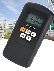cheap -FS2011 Radiation Dosimeter Radiation Survey Meter Ray Gamma Nuclear 50KVE-1.5MEV Dosimeter Radioactive Alarm Radiation