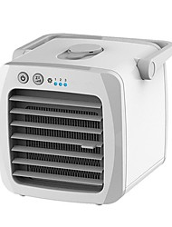 cheap -Mini Portable Air Conditioner USB Personal Desktop Air Cooler Fan Cooler for Home Office Car Fan Air Conditioner Cooling