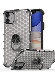 cheap -Clear Hybrid Armor Back Cover For Apple iPhone 11 Pro Max XR X XS 8 7 Plus SE 2020 11 11Pro 8Plus 7 6Plus 6s  Hard Transparent Shockproof Car Holder Ring Case