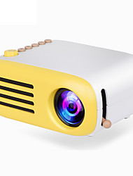 Недорогие -мини-проектор YG200 светодиодный пико-проектор карманный видеопроектор родной 320 x 240 поддержка 1080 P HDMI смартфон смартфон ноутбук USB для игр в кино