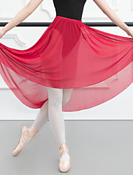 cheap -Ballet Skirts Gore Women's Training Performance High Stretch Yarn