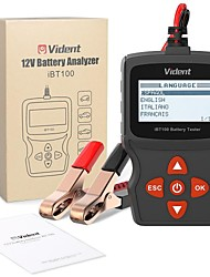 cheap -Vident iBT100 12V Battery Analyzer for Flooded/AGM/GEL 100-1100CCA Automotive Tester Diagnostic Tool