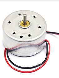 Недорогие -двигатель постоянного тока микро 300 солнечный двигатель игрушки постоянного тока игрушки постоянного тока 3 В 4.5 В 5 В 6 В для diy 2 штырька расстояние между разъемами 2.0 мм ph2.0 мм