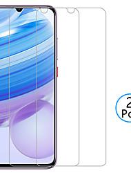 Недорогие -Закаленное стекло 2шт на xiaomi poco f2 pro / poco x2 / 10 lite / redmi k30i / k30pro zoom / k30 / note 9 / 9s / 9pro / 9pro max / 8 / 8t / 8pro защитное стекло