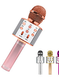 cheap -Bluetooth Karaoke Microphone Wireless Microphone Professiona Speaker Handheld