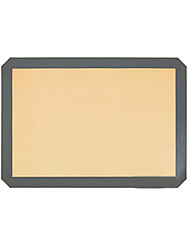 cheap -Silicone Non-Stick Food Safe Baking Mat 1Pc 29.5X42CM (No Need for Oil or Parchment Paper, Oven-safe Up To 480 Degrees F, Easy To Clean)