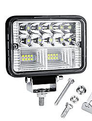 cheap -1pcs 4 Inch 9-30V 78W High Brightness LED Work bar LED Spot Lamp 26LED 9-30VCar Headlight Fog Light Car Accessories Car Light