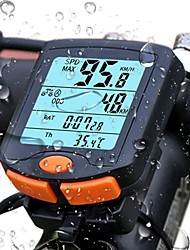 cheap -813 Bike Computer / Bicycle Computer Odometer Road Bike Mountain Bike MTB Cycling