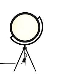 levne -Stojací lampa Nastavitelný / LED / Okolní Svítidla Jednoduchý / Nordický styl DC Powered Pro Obývací pokoj / Ložnice Kov 110-120V / 220-240V Bílá / Černá