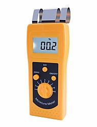 cheap -Instrument DM200T High Performance Portable Digital Textile Moisture Meter Humidity Measuring LCD Display