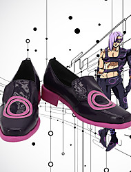 cheap -Cosplay Shoes JoJo's Bizarre Adventure Melone Anime Cosplay Shoes PU Leather Men's / Women's 855