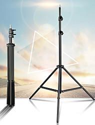 Недорогие -фотостудия регулируемая 160см свет штатив фото штатив с 1/4 головкой винта для освещения зонтиков вспышки освещения