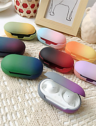 cheap -Samsung Galaxy Buds Headphone Case Color Gradient Hard PC Earphone Cover