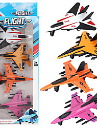 cheap -Toy Car Vehicle Playset Fighter Aircraft Metal Alloy Plastic Metal for Kid's Boys' Girls' / 14 Years & Up