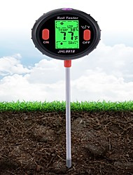 cheap -5 in 1 Digital PH Meter Soil Water Moisture Monitor Temperature Humidity Analysis Sunlight Tester for Gardening Plants Farming