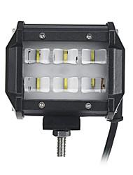 Недорогие -2шт автомобильные лампочки 18 Вт 6 светодиодные рабочие фары для мстителя все годы