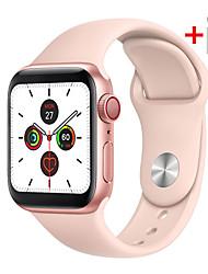 Недорогие -новый вызов R50 смарт-часы W5.0 вызов смарт-браслет 1,54-дюймовый полный сенсорный часто яркий экран