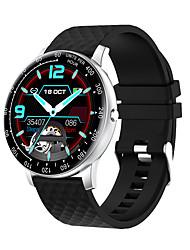 cheap -H30 Smart Watch Men DIY Watch face Full Touch Fitness Tracker Heart rate Blood Pressure Smart Clock Women Smartwatch