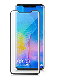 cheap -Screen Protector for Huawei Mate 20  Huawei Mate 20 Pro Tempered Glass Full Adhesive / Support Fingerprint Reading  Anti-Scratch Anti Bubbles Film Screen Protector for Huawei Mate 20 pro
