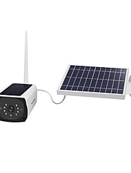 cheap -1080P Solar Surveillance Camera Outdoor Waterproof Dustproof And Anticorrosion Network Camera WIFI Wireless Battery Camera