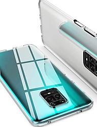 cheap -Slim Clear Soft TPU Cover Support Wireless Charging for Xiaomi Redmi Poco F2 Pro X2 10X 10x Pro K30i k30Pro Zoom  Note 9  9Pro  9ProMax  9S  8T 8Pro 8A K20 8A Mi 10  10Pro  10Lite  9T CC9Pro 9se