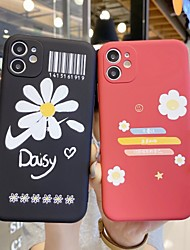 cheap -TPU Flower Protection Cover for Apple iPhone Case 11 Pro Max X XR XS Max 8 Plus 7 Plus SE(2020)