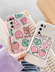cheap -Summer Fruit Animal Case for Huawei P30 Pro P40 Pro Mate 30 Pro Protection Cover