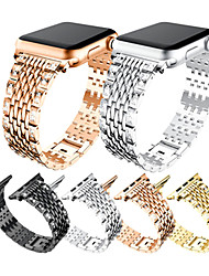 cheap -Women Diamond Xi font set auger metal bracelet is suitable for the  Apple smart watch iwatch1 2 3 4 5 series stainless steel strap
