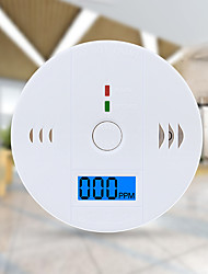Недорогие -Портативный детектор утечки газа для дома датчик утечки воздуха сигнализация тезер метр угарный газ анализатор природного газа смог со