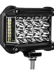 cheap -4Inch 78W 26LED Work Light Bar Spot Beam Driving Fog Lamp IP67 White 12V/24V For Offroad SUV ATV UTV 4WD