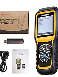 cheap -OBDSTAR X300M Odometer Adjustment and OBDII Support For Benz Mileage Correction Tool X300 M Add For Fiat/Volvo and MQB Models