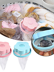 cheap -Hair Removal Catcher Filter Mesh Pouch Cleaning Balls Bag Dirty Fiber Collector Washing Machine Filter Laundry Balls Discs