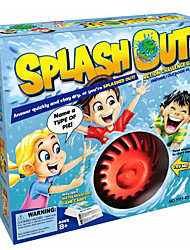 cheap -Splash Out Game Stress Reliever Ball Decompression Toys Parent-Child Interaction Plastic Kid's Adults' All Boys and Girls Toy Gift