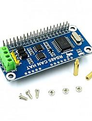 cheap -Raspberry Pi 3/3b Extension Board RS485 SPI CAN Bus Module UART Communication Module