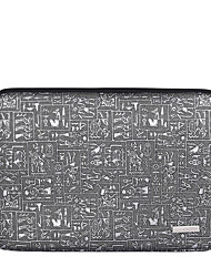 cheap -11.6 12 13.3 14 15.6 Inch Laptop Sleeve Polyester Embossing Waterpoof Shock Proof