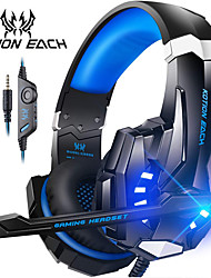 cheap -G9000 Gaming Headsets KOTION EACH Headset Over-ear Wired Game Earphones Gaming Headphones Deep Bass Stereo Casque with Microphone Mic for PS4 new XBox PC Computer Laptop Gamer