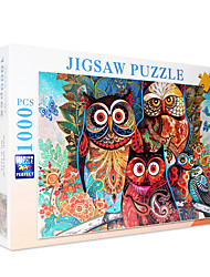 cheap -1000 pcs Ship Cartoon Pirate Ship Jigsaw Puzzle Adult Puzzle Jumbo Wooden Adults' Toy Gift