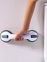 cheap -Bathroom Strong Vacuum Suction Cup Handle Anti-slip Support Helping Grab Bar for elderly Safety Handrail Bath Shower Grab Bar