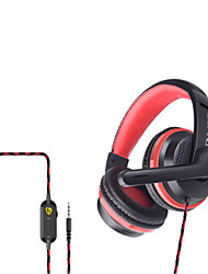 cheap -P6 3.5mm Game Headset Hands Free For PS4