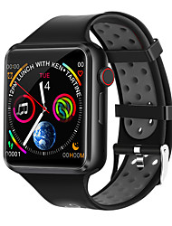 cheap -C5 Unisex Smartwatch Android iOS Bluetooth 2G Touch Screen Hands-Free Calls Camera Information Camera Control Stopwatch Pedometer Call Reminder Sleep Tracker Sedentary Reminder