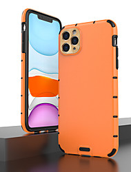 cheap -Metal Camera Lens Protection Cases For iPhone SE 2020  11 11Pro  11Pro Max  X  XS  XR  XS Max  8Plus 7Plus 8 7 Luxury Leather Shockproof Back Cover