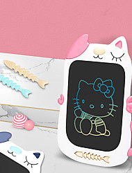 cheap -Drawing Tablet Writing Tablet LCD Electronic Doodle Pads Drawing Board Cat ABS with Lock Screen Function Kids Adults Boys and Girls for Birthday Gifts or Party Favors