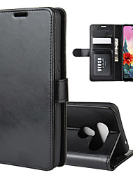 cheap -For LG K50S Texture Single Fold Horizontal Flip Leather Case with Holder & Card Slots & Wallet