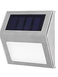 cheap -1pcs Solar Led Light 3LED Solar Power Lamp Outdoor Energy Saving Lamps Courtyard Pathway Garden Wall Light Waterproof Lighting