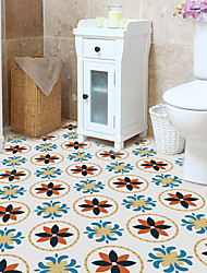 cheap -color flooring pasted with waterproof and wear-resistant tiles pasted with household self-adhesive wall pasted with color floor tiles