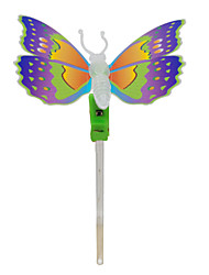 cheap -Large Butterfly New Flash Stick(Colors Random)