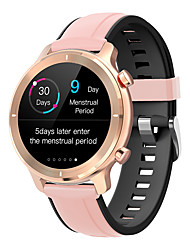 cheap -R4 Android and iOS Phone IP68 Waterproof Smart Watch with Menstrual reminder Heart Rate Monitor Step Sleep Tracker Smartwatch