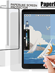 cheap -1pc Paperlike Screen Protector for iPad 9.7 iPad Pro iPad Air Screen Protector Compatiable with Apple PencilAnti Glare Painting Screen Protector for iPad iPadmini